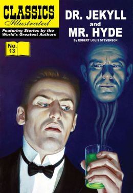Dr. Jekyll and Mr Hyde - Classics Illustrated #13 (NOOK Comics with Zoom View)