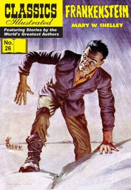 Frankenstein - Classics Illustrated #26 (NOOK Comics with Zoom View)