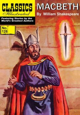 Macbeth - Classics Illustrated #128 (NOOK Comics with Zoom View)