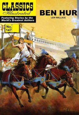 Ben Hur - Classics Illustrated #147 (NOOK Comics with Zoom View)