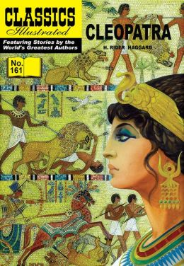 Cleopatra - Classics Illustrated #161 (NOOK Comics with Zoom View)