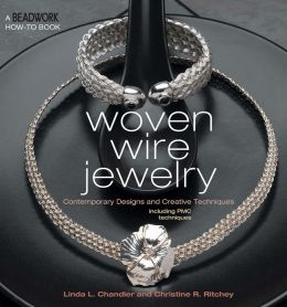 Woven Wire Jewelry (PagePerfect NOOK Book)