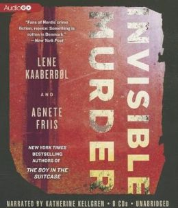 Invisible Murder (Nina Borg Series #2)
