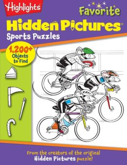 Favorite Sports Puzzles (Highlights Hidden Pictures)