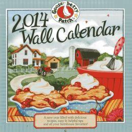 2014 Gooseberry Patch Wall Calendar