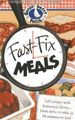 Fast Fix Meals