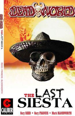 Deadworld: The Last Siesta (Graphic Novel)