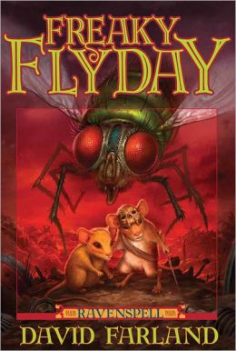 Ravenspell Book 3: Freaky Fly Day