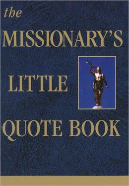 Missionary's Little Quote Book
