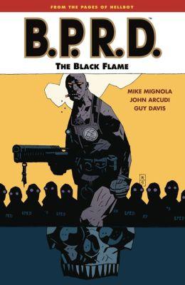 B.P.R.D., Volume 5: The Black Flame