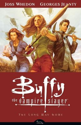 Buffy the Vampire Slayer Season Eight, Volume 1: The Long Way Home