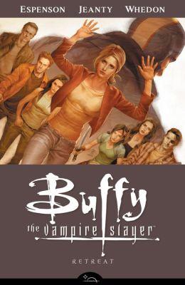 Buffy the Vampire Slayer Season Eight, Volume 6: Retreat