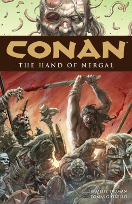Conan, Volume 6: The Hand of Nergal