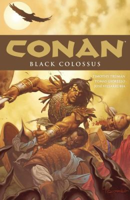 Conan, Volume 8: Black Colossus