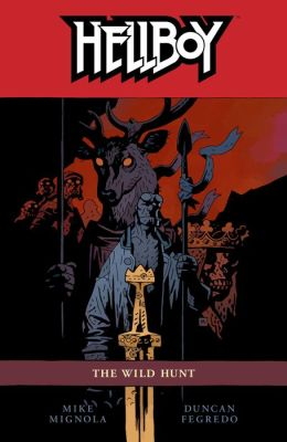 Hellboy, Volume 9: The Wild Hunt