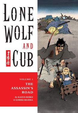 Lone Wolf and Cub, Volume 1: The Assassin's Road