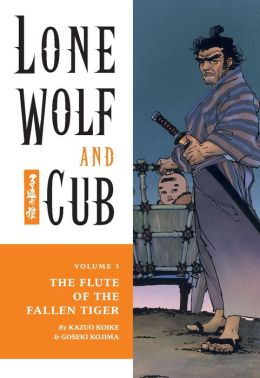 Lone Wolf and Cub, Volume 3: The Flute of the Fallen Tiger