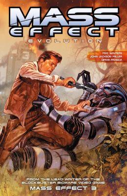 Mass Effect, Volume 2: Evolution