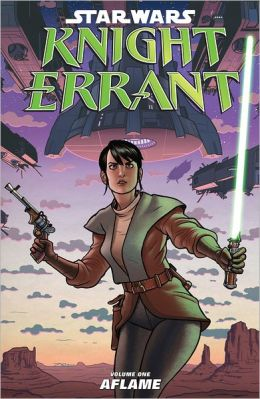 Star Wars Knight Errant, Volume 1: Aflame