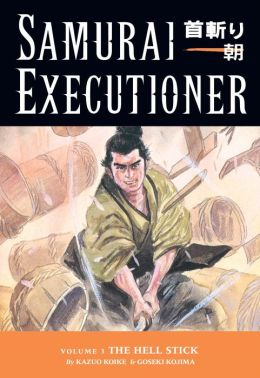 Samurai Executioner Volume 3