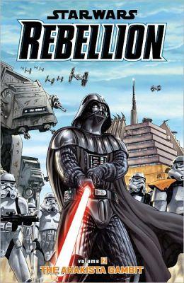 Star Wars: Rebellion Volume 2 The Ahakista Gambit