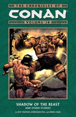 Chronicles of Conan Volume 14: Shadow of the Beast