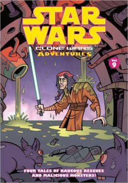 Star Wars: Clone Wars Adventures Volume 9