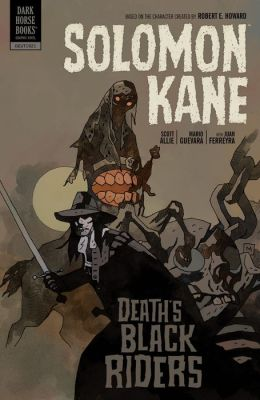 Solomon Kane Volume 2: Death's Black Riders