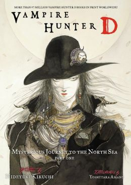 Vampire Hunter D Volume 7: Mysterious Journey to the North Sea, Part 1