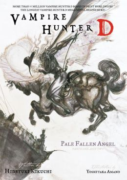 Vampire Hunter D Volume 11: Pale Fallen Angels Parts 1 and 2