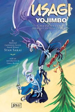Usagi Yojimbo Volume 15: Grasscutter II -- Journey to Atsuta Shrine