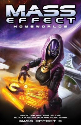 Mass Effect Volume 4: Homeworlds
