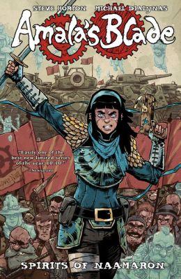 Amala's Blade Volume 1: Spirits of Naamaron