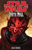 Book Cover Image. Title: Star Wars:  Darth Maul--Death Sentence, Author: Tom Taylor