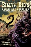 Book Cover Image. Title: Billy the Kid's Old Timey Oddities and the Orm of Loch Ness, Author: Eric Powell