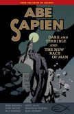 Book Cover Image. Title: Abe Sapien Volume 3:  Dark and Terrible, Author: Mike Mignola