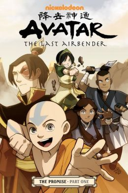 Avatar: The Last Airbender Volume 1 - The Promise Part 1