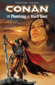 Book Cover Image. Title: Conan:  The Phantoms of the Black Coast, Author: Victor Gischler