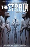 Book Cover Image. Title: The Strain Volume 3:  The Fall, Author: David Lapham