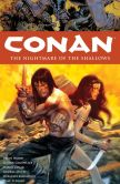 Book Cover Image. Title: Conan Volume 15:  Nightmare of Shallows, Author: Brian Wood