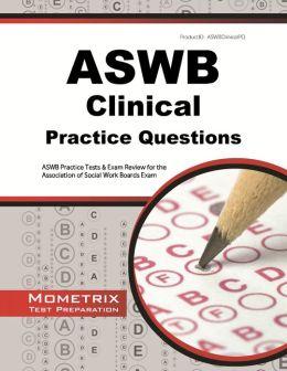 Exam materials - ASWB