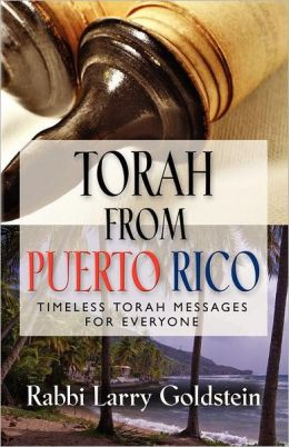 TORAH FROM PUERTO RICO