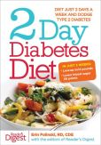 Book Cover Image. Title: 2-Day Diabetes Diet:  Power Burn Just 2 Days a Week to Drop the Pounds, Author: Erin Palinski