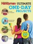 Book Cover Image. Title: The Family Handyman Ultimate 1 Day Projects, Author: Family Handyman