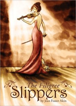 The Filigree Slippers