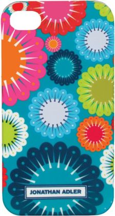Jonathan Adler Mod Floral iPhone 4/4S Cover