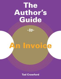 The Author's Guide to an Invoice