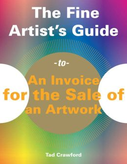The Fine Artist's Guide to an Invoice for the Sale of an Artwork