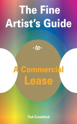 The Fine Artist's Guide to A Commercial Lease