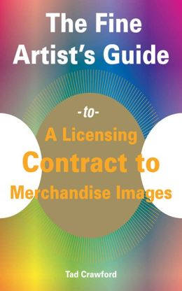 The Fine Artist's Guide to a License Contract to Merchandise Images